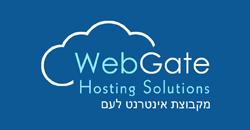 חברת WebGate: אחסון לינוקס מהיר בישראל