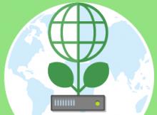 להציל את העולם עם אחסון אתרים ירוק